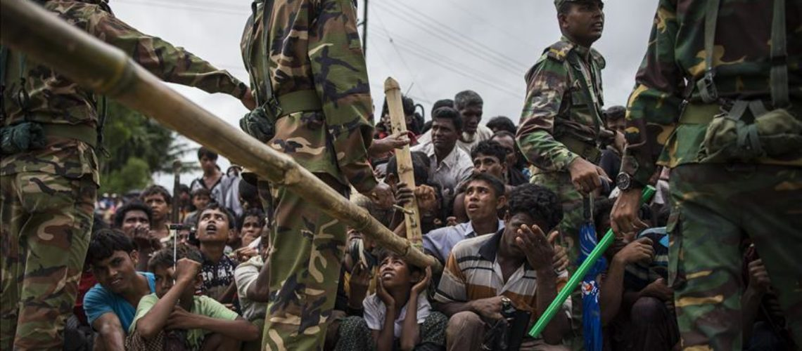 Myanmar Rohingya: Army 'must face genocide charges'