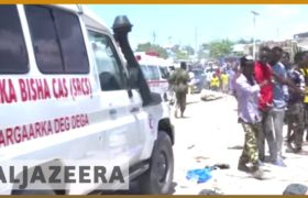 Somalia: Suicide bomb attack hits school and offices in Mogadishu