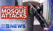 hristchurch shootings: Extensive coverage from the Nine newsroom