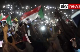 Protesters suspend talks with Sudan's military government