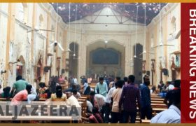 Sri Lanka bomb blast : Multiple explosions hit churches, hotels