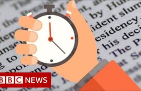 The Mueller report in 60 seconds – BBC News