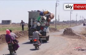 Fighting worsens in Idlib – Syria's last rebel stronghold