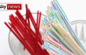 Plastic straws, stirrers, and cotton buds to be banned in England