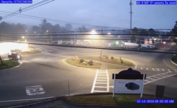 5-Way Traffic Circle Webcam live from USA