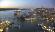 Port de Quebec Webcam Live from Canada)