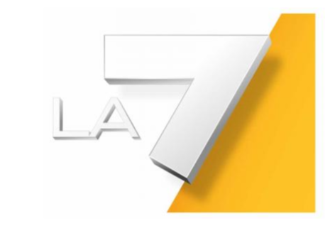 La7 Italian tv channel