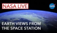 NASA TV ISS Earth Live Television (English)