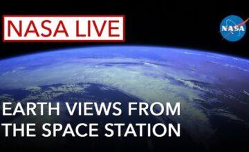 NASA TV ISS Earth Live Television (English)