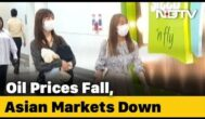 Asian Stocks Plunge On Coronavirus Fears; Free-Fall In Oil Prices