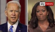 Michelle Obama warns that Donald Trump is the 'wrong president' for the US
