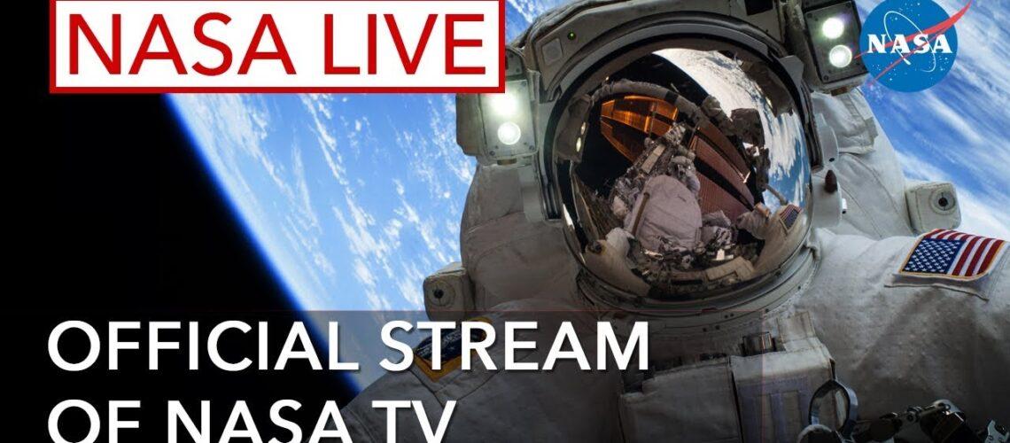 NASA TV Live Television (English)