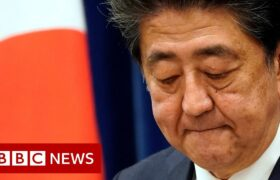 Shinzo Abe: Japan's PM resigns for health reasons