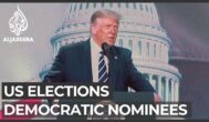 US elections: Democratic nominees reveal policy positions