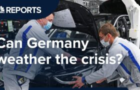 What's the future for the German economy?