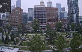 Central Memorial Park Live Cam, Calgary, Alberta